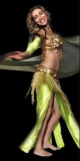 Club Cairo - Carmen, belly dancing