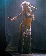 Belly Dance Tuition